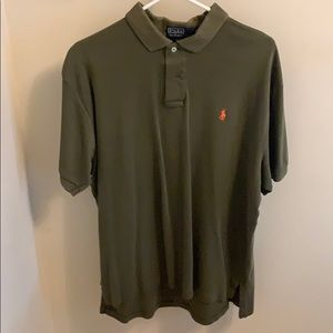 Polo by Ralph Lauren polo shirt. Size XL.